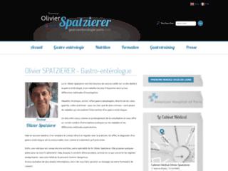Dr Patrick Spatzierer, gastroentérologue Paris sur http://www.gastroenterologie-paris.com