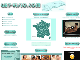 Web TV GAY SEXE gratuite