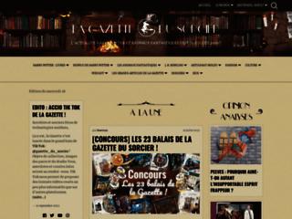 Image Gazette du Sorcier