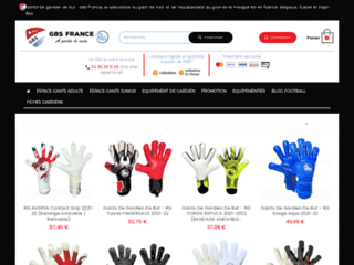 Gants de Football - GBS France