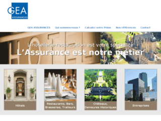 Détails : Assurance HCR - Multirisque restaurant