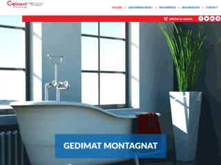 Magasin De Bricolage A La Tour Du Pin Gedimat Montagnat