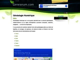 Généalogie Numérique