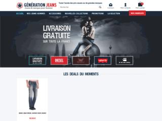 Détails : http://www.generation-jeans.com