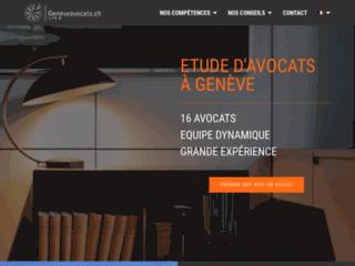 Détails : Geneveavocats.ch