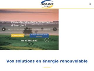 geo-dis energies