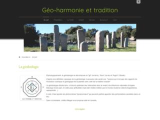 Géo-harmonie