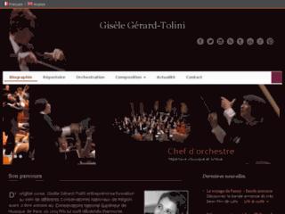 Gis�le G�rard-Tolini