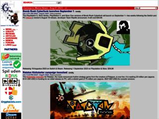 Gameguru Mania - Le notizie dei migliori giochi, trucchi videogiochi e download