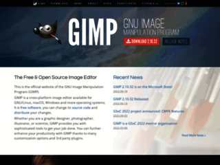 GIMP - Il Software di fotoritocco gratuito per Linux, Windows e Mac OS