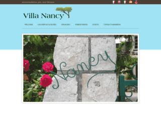 Gite villa Nancy