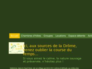 Gîte et chambres d'hôtes dans la Drôme pour un week end en famille