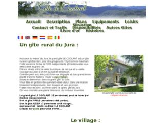 Gitelecoolan: week-end dans le jura