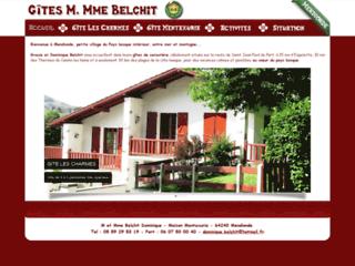 Gites Les Charmes et Mentaxuria à Mendionde au Pays Basque