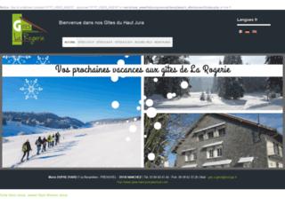Gîtes Piard et Morel, week end à la montagne en famille dans le Haut Jura