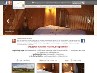 Gites Jura Arbois / Grand gite rural de charme du Jura 39 location vacances Franche-comté