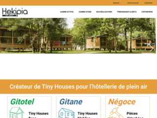 Gitotel : location chalets, bungalows, mobil home en camping