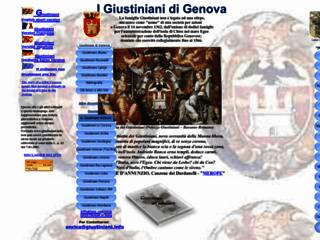 La famille Giustiniani en Corse