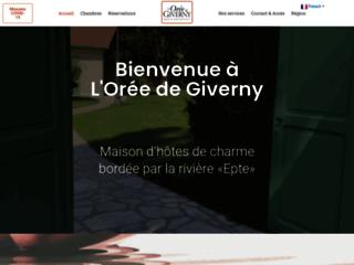 L'Orée de Giverny. Week-end romantique dans les Yvelines