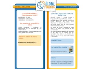 Global Training Préparation physique sur http://www.globaltraining.fr