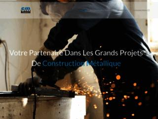 Chaudronnerie en acier Noir et Inox à Casablanca
