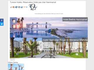 Tunisie Hotels, Réservation Hotel pas cher Hammamet