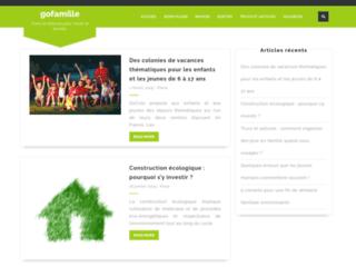 Détails : gofamille.fr