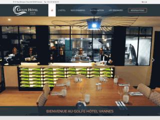Hôtel Golf de Vannes