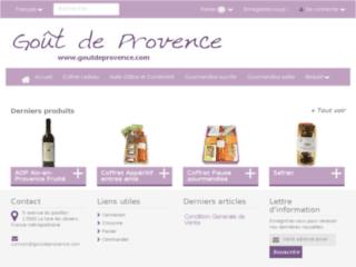 produits alimentaire de Provence