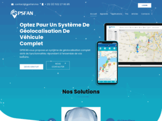 Tracker GPS Maroc - Traceur GPS véhicules
