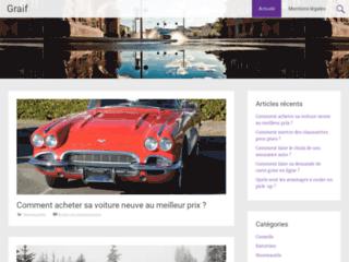 Blog auto : le monde de Graif