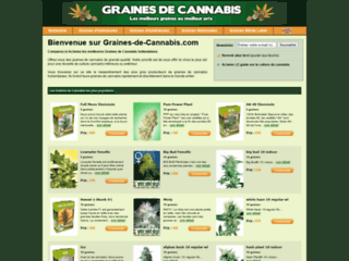 Graines cannabis