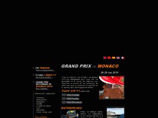 Grand prix de Formule 1 de Monaco : Site officiel de Riviera Promotion