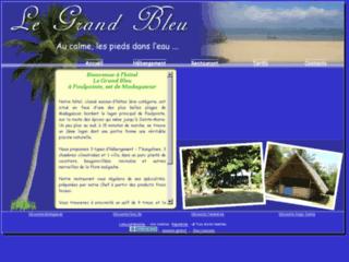 Grand Bleu, hotel Tamatave, Foulpointe, Madagascar