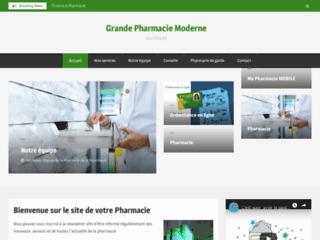 Détails : Grande Pharmacie Moderne