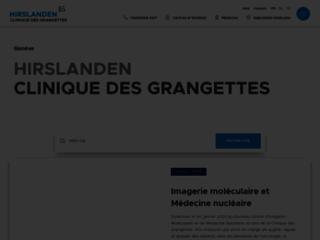 Clinique des Grangettes à Genève, Suisse sur http://www.grangettes.ch