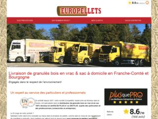Europellets - entreprise de granulés de chauffage
