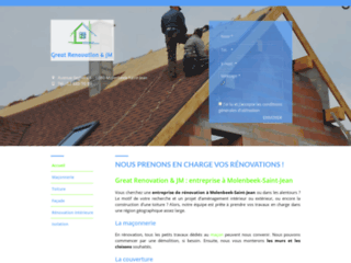 Entreprise de rénovation Molenbeek-Saint-Jean