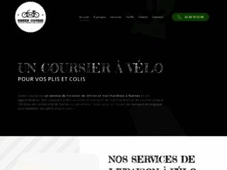 Détails : Green Course