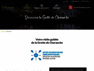 http://www.grottes-de-choranche.com/