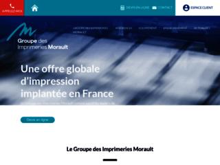 Détails : Groupe Morault