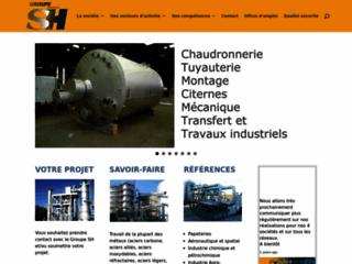 Groupe SH : Un savoir faire métallurgique