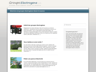Détails : www.groupeelectrogene.info