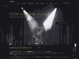 Orchestre mariage FCOM