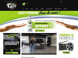GS27 Produits Entretien Auto et Moto