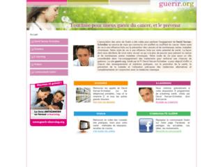 Cancer : mieux le guérir et le prévenir sur http://www.guerir.fr