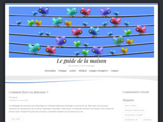 Détails : site guide-maison.fr