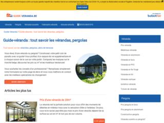 Détails : Le coût de la construction d'une véranda
