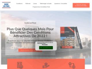 Détails : Guide Loi Pinel