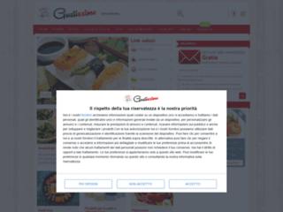 Tantissime ricette gratis online su Gustissimo